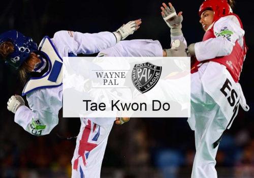 Wayne PAL Tae Kwon Do